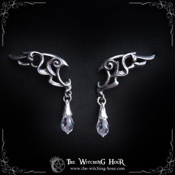 "Boucles d'oreilles ""Wings of Eternity"""
