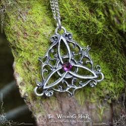 "pendentif triquetra ""Sianna's trinity"""