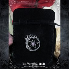 "Pochette pour pendule ""The witches tree of life"""
