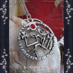 Pendentif sceau de Samaël