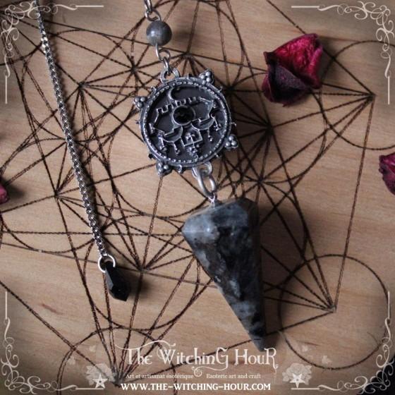 Sigil of Belial pendulum