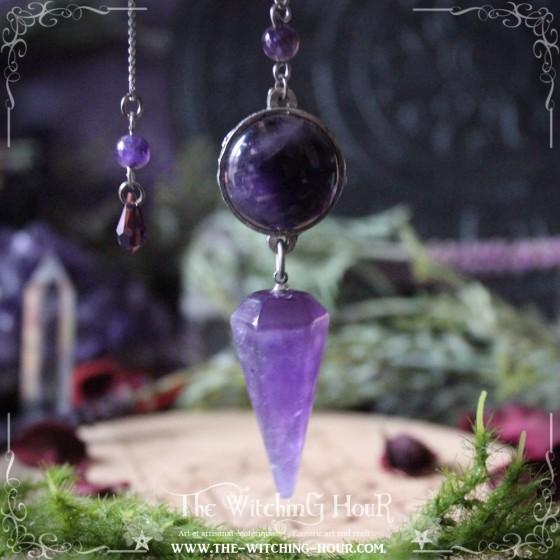 Tree of life and pentagram pendulum