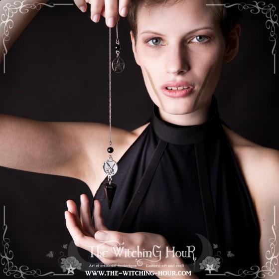 Sigil of Lucifer pendulum