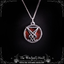 Sigil of Lucifer pendant