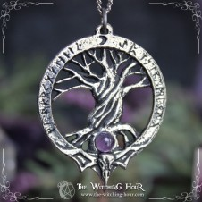 "Tree of life pendant ""Yggdrasil Mysteries"""