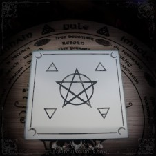 Wiccan coasters