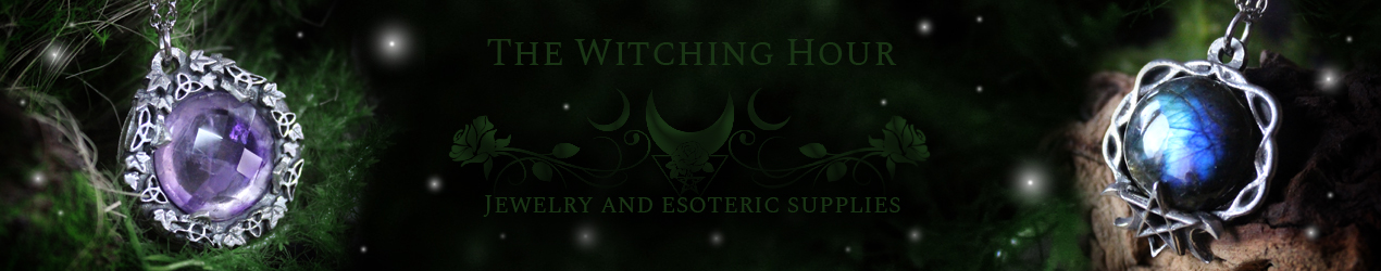 Pagan online store The Witching Hour