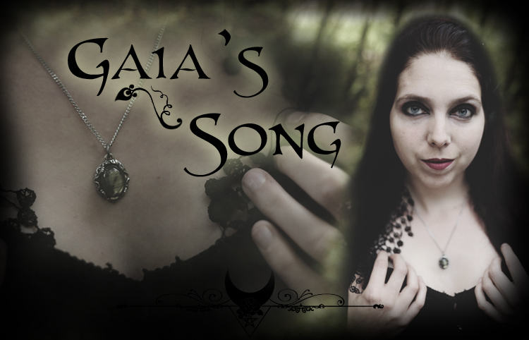 Pendentif labradorite Gaia's Song