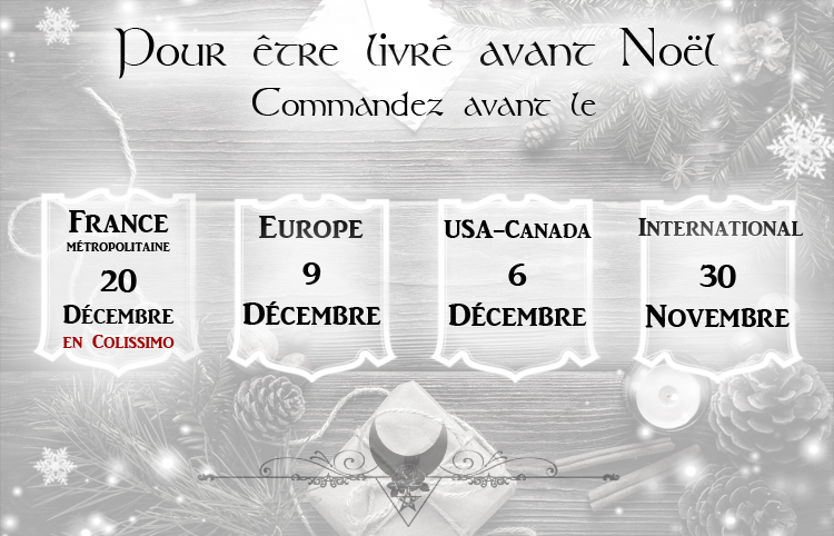 The Witching Hour Noël 2018